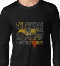 Mass Effect: Cain Long Sleeve T-Shirt