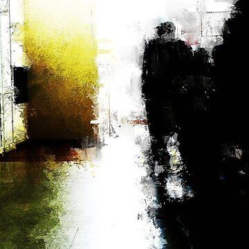 corridors by SNik
