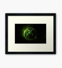 Xbox Evolve Framed Print