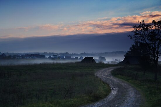 Early morning by Antanas
