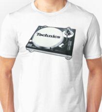 Technik 1200 Weinlese Unisex T-Shirt