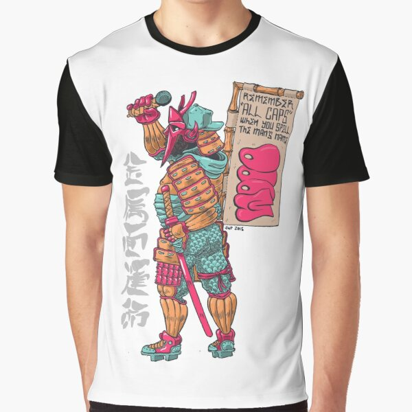Daimyo DOOM Graphic T-Shirt
