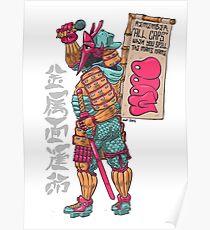 Daimyo DOOM Poster