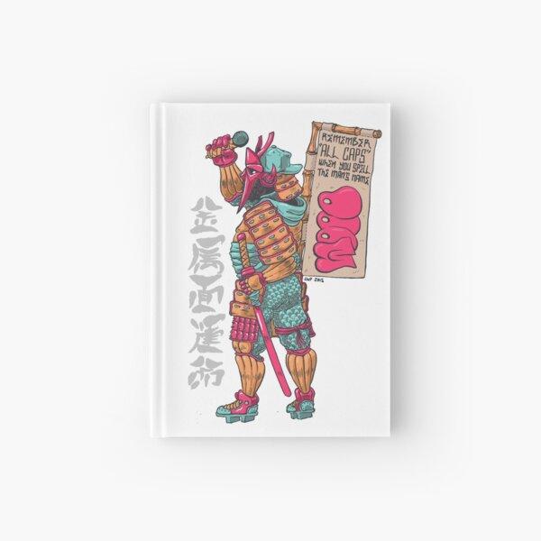 Daimyo DOOM Cuaderno de tapa dura
