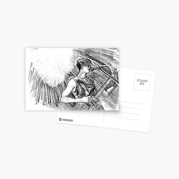 One OK Rock's Toru Postcard
