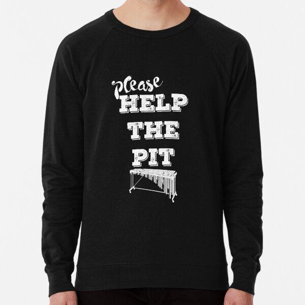 Please Help the Pit Lightweight Sweatshirt