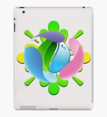 ecology abstract iPad Case/Skin