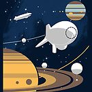Space: New Frontiers by spiritius
