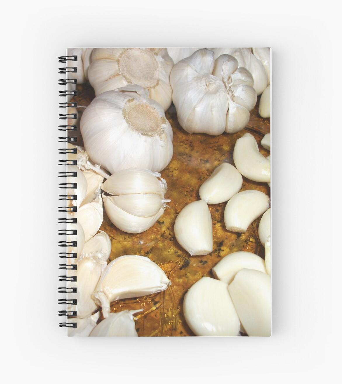 Garlic by evonealawi