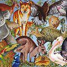 Australian Animals by iancoate