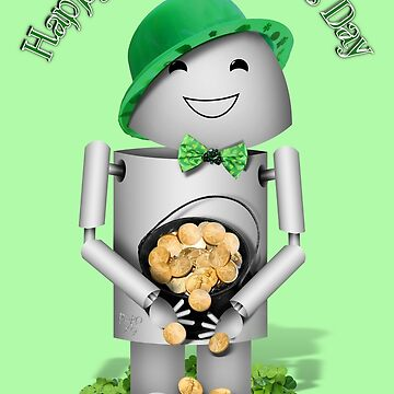 Happy St Patrick's Day by Gravityx9