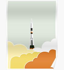 Space: Lift Off Poster