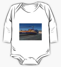 Helicopter One Piece - Long Sleeve
