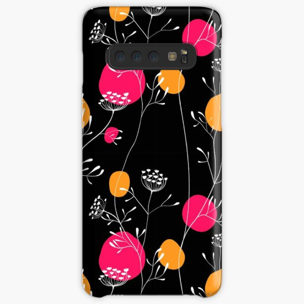 Sunset meadow Samsung Galaxy Snap Case