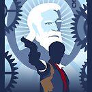 Bioshock Infinite: Booker DeWitt by spiritius