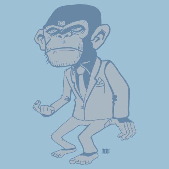 TShirtGifter presents: evil monkey pt 1