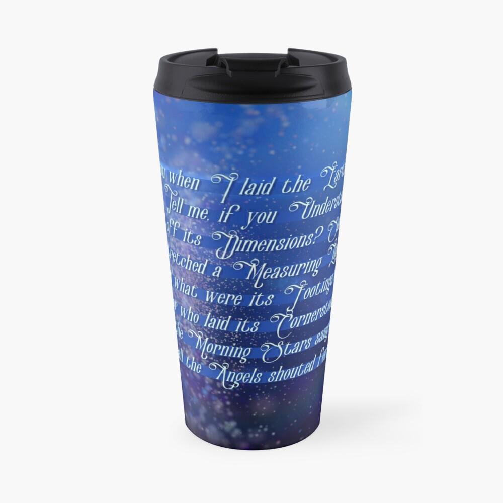 Where Were You? Travel Mug
