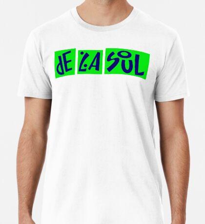 De La Soul Buhloone Mindstate Premium T-Shirt