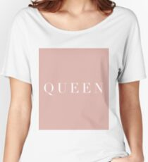 Nude Queen Women's Relaxed Fit T-Shirt