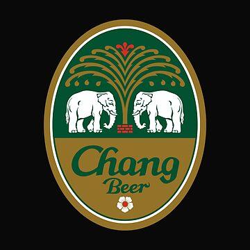 Chang Bier von elbisimon