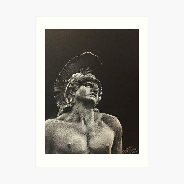 Achilles Art Print