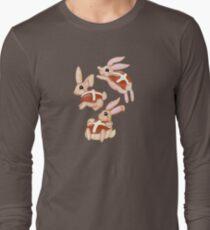 Hot Cross Bunnies Long Sleeve T-Shirt