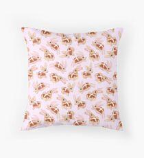 Hot Cross Bunnies Floor Pillow