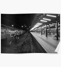 Central Station, Sydney. Poster