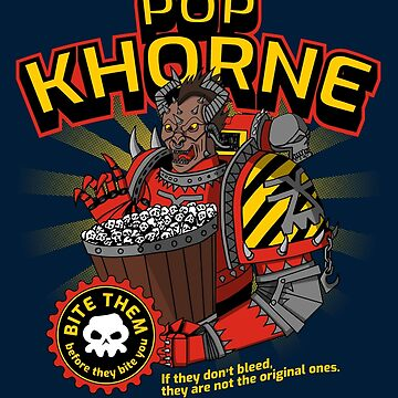 Pop Khorne by Lanfa