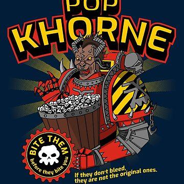 Pop Khorne de Lanfa