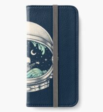 Spaceship iPhone Wallet/Case/Skin