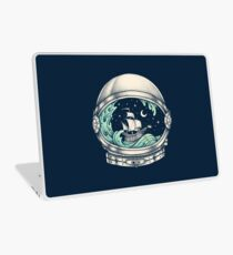 Spaceship Laptop Skin