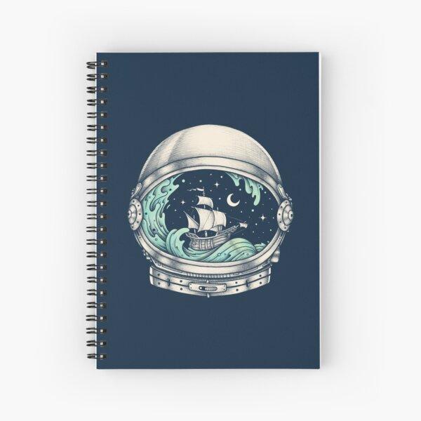 Raumschiff Spiralblock