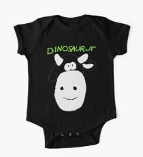 Dinosaur Jr Cow One Piece - Short Sleeve