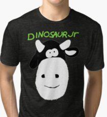 Dinosaur Jr Cow Tri-blend T-Shirt