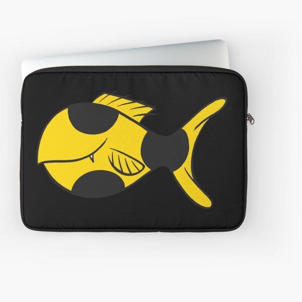 Blindfisch Laptoptasche
