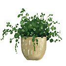 House Plant 2 by teekastreasures