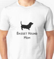 Basset Hound Mom Unisex T-Shirt