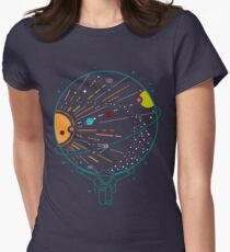 Atlas XXI Women's Fitted T-Shirt