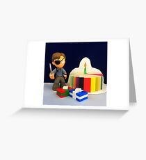 Governor Birthday Greeting Card