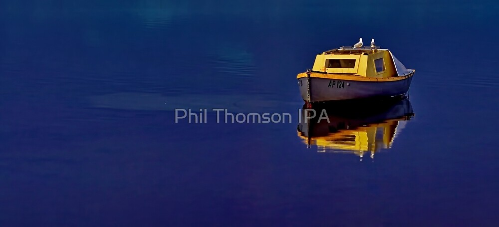 """""""Solitude Reflections"""" by Phil Thomson IPA"""