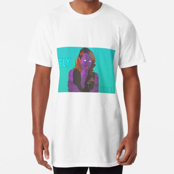 FLY WOOD Long T-Shirt