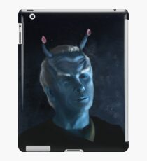 Star Trek: cmd.Shran iPad Case/Skin