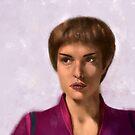 Star Trek: cmd.T'Pol by spiritius