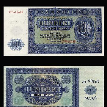 Germany DDR 1948 by Hawker