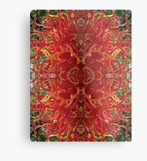 Glass Fire - Chihuly at Makers Mark 2017 Metal Print
