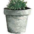 House Plant 4 by teekastreasures