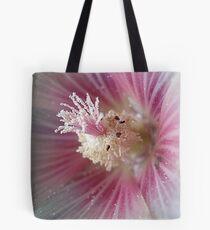 Heart flower Tote Bag