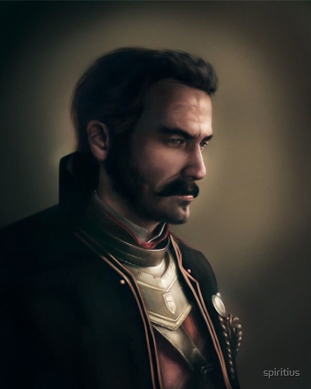 The order 1886 galahad greeting cards by spiritius for The order 1886 shirt