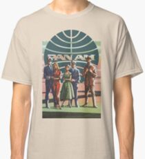 Flying the World - Sixties Style Classic T-Shirt